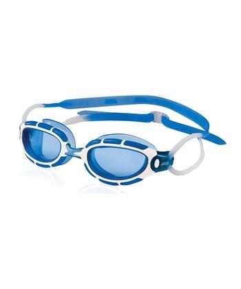 White & Blue Lil Predator Goggles