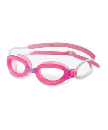 Purple & Clear Lil Predator Goggles