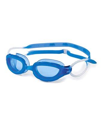 Blue Lil Predator Goggles