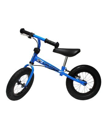 Blue Mini Cruiser Balance Bike