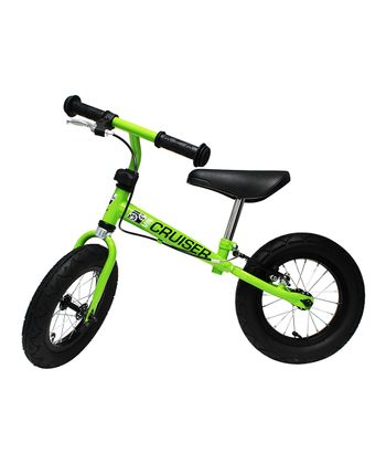 Green Mini Cruiser Balance Bike