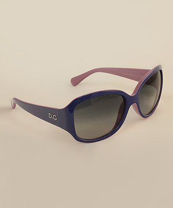 Purple & Lavender Tonal Sunglasses