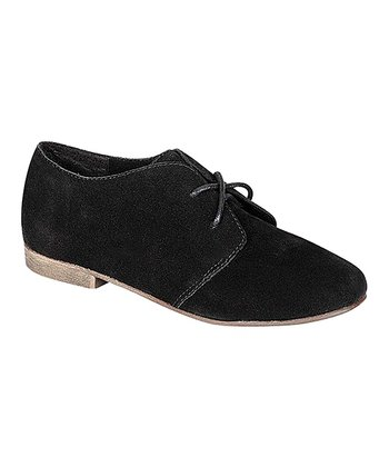 Black Texture Oxford