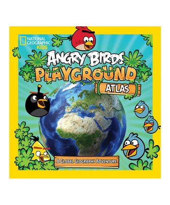Angry Birds Playground: Atlas Hardcover