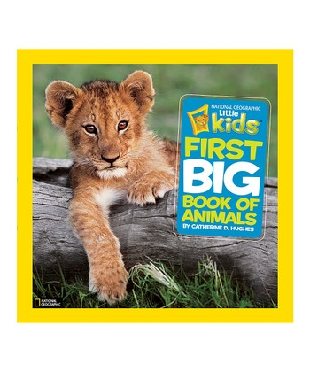 Little Kids First Big Book of Animals Hardcover