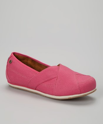 Beet Sport Slip-On Shoe
