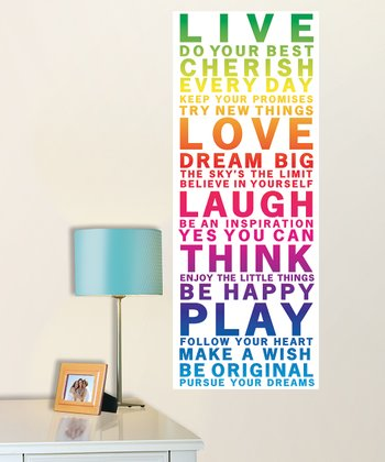 Inspiration Wall Decal