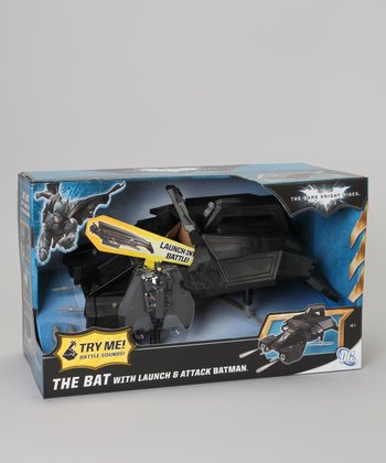 Batman The Dark Knight Rises Figure & Vehicle