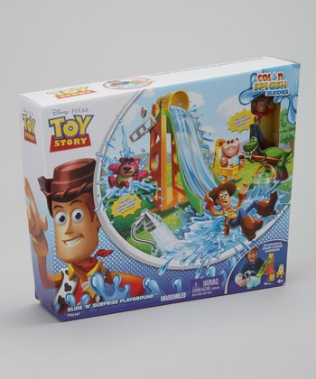Toy Story Slide 'n' Surprise Playground Play Set