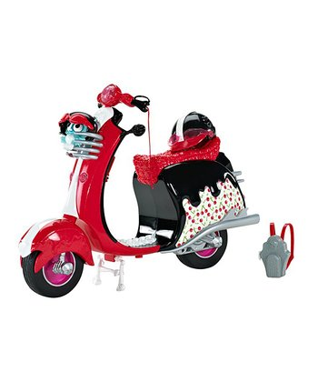 Red & Black Scooter