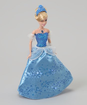 Cinderella Swirling Lights Doll