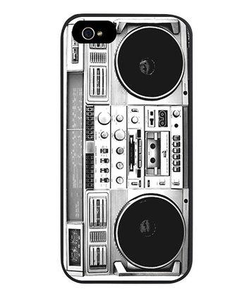 Retro Boom Box Case for iPhone 5/5s