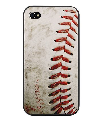 Baseball Snap-On Case for iPhone 4/4s