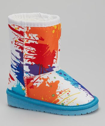 Drop Cloth Australian Boot