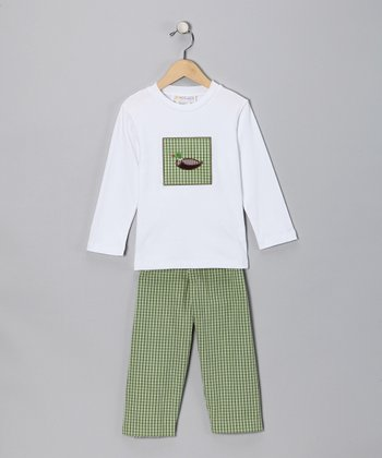 Green Mallard Tee & Pants - Toddler & Boys