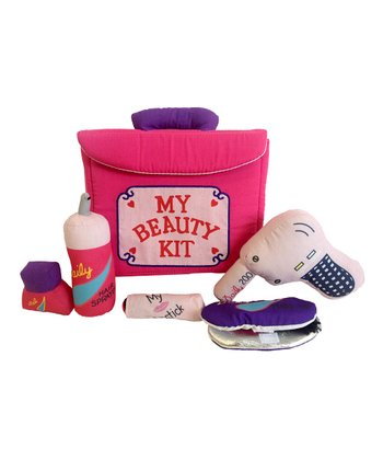 Beauty Kit Plush Set