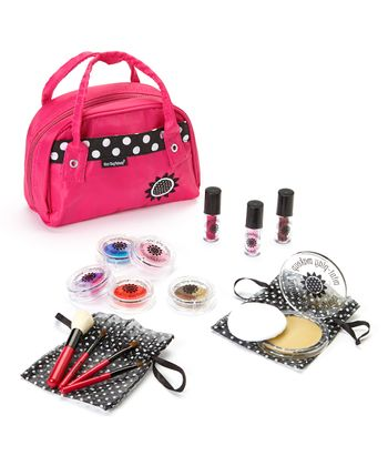 Pink Deluxe Pretend Makeup Set
