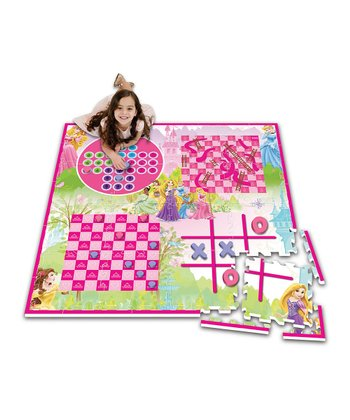 Disney Princess Puzzle Play Mat