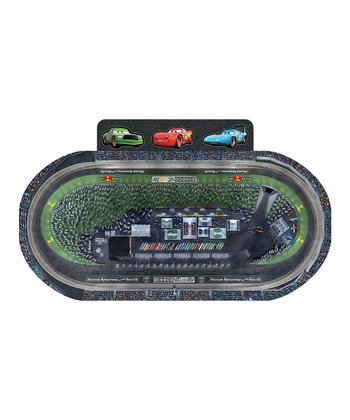 Cars Racetrack Play Mat