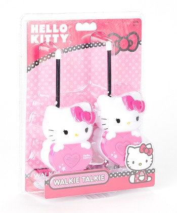 Hello Kitty Bracelet Walkie-Talkie