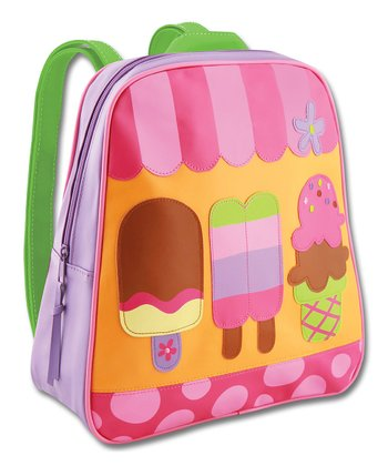 Pink Ice Cream Go-Go Backpack