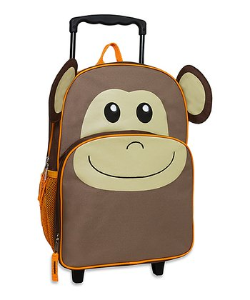 Monkey Rolling Backpack