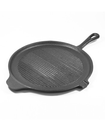 Round Cast Iron Grill