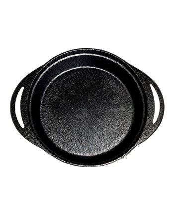 Cast Iron Pie Pan
