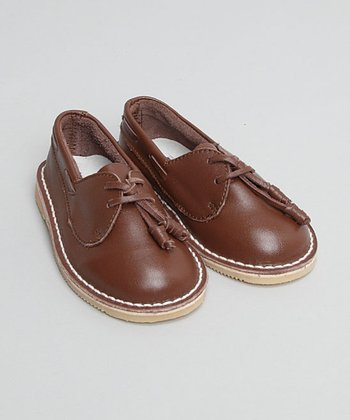 Brown Slip-On Shoe - Toddler & Kids