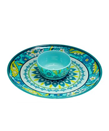 Capri Chip & Dip Bowl Set