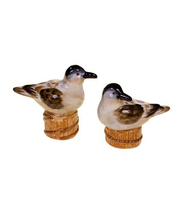 Beach Cottage Salt & Pepper Shakers