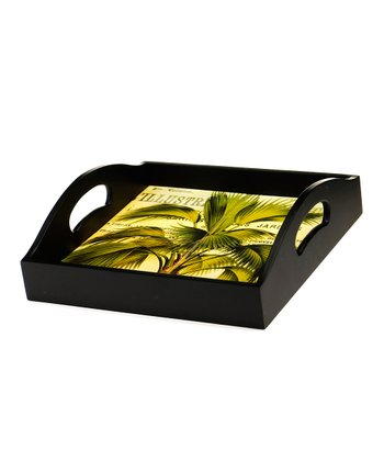 Las Palmas Square Tile Tray