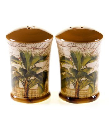 Las Palmas Salt & Pepper Shakers