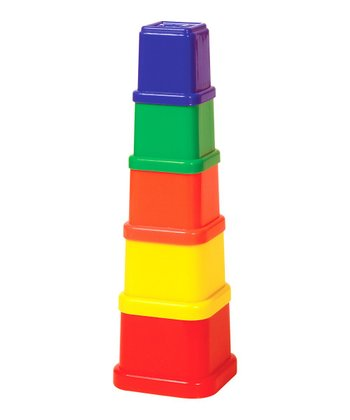 Stack 'n' Sort Cubes