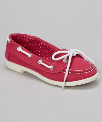 Fuchsia Loafer
