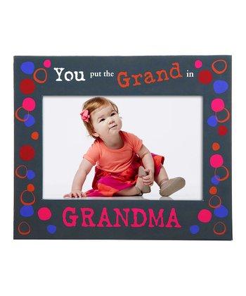 GANZ Pink 'Grand in Grandma' Frame