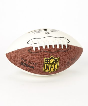 NFL Autograph Mini Football