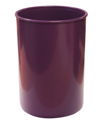 Plum Utensil Holder