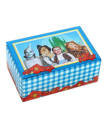 Wizard of Oz Four Friends Music Box