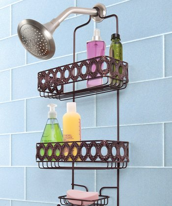 Bronze Shower Caddy