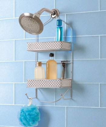 Chrome Small Shower Caddy