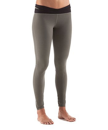 Gray Full Guard Leggings