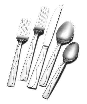Minaj 20-Piece Flatware Set