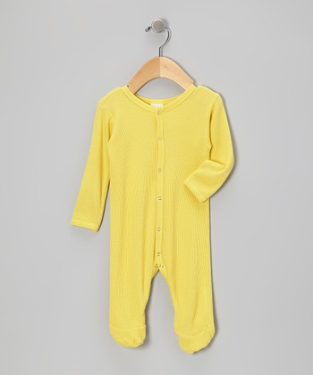 Daffodil Thermal Footie - Infant
