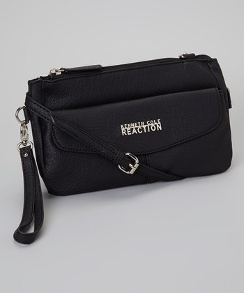 Black Convertible Shoulder Bag