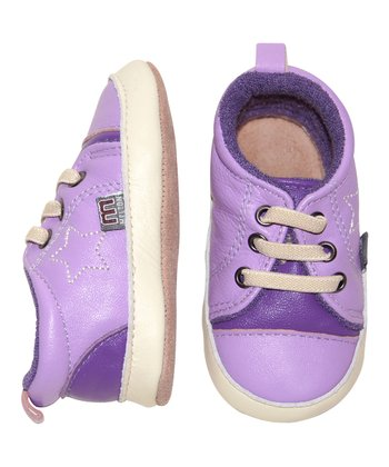 Purple Sporty Sneaker