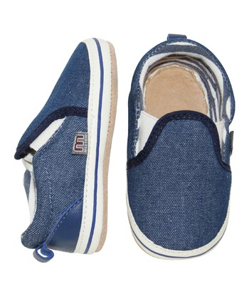 Denim Slip-On Shoe