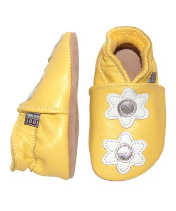 Butter Flower Bootie
