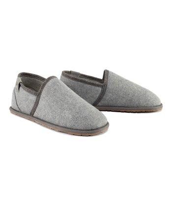 Gray Riley Slipper - Women