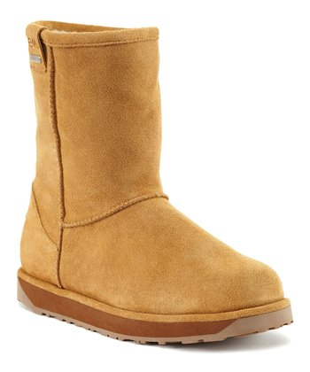 Chestnut Suede Paterson Lo Boot - Women